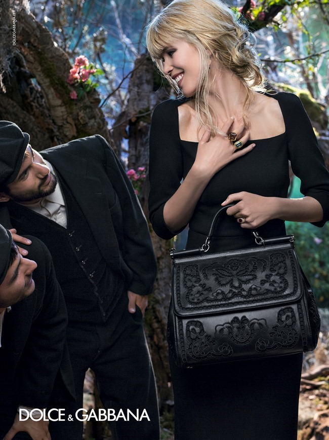 CAMPAIGN Dolce & Gabbana Fall 2014 by Domenico Dolce. www.imageamplified.com, Image Amplified (2)