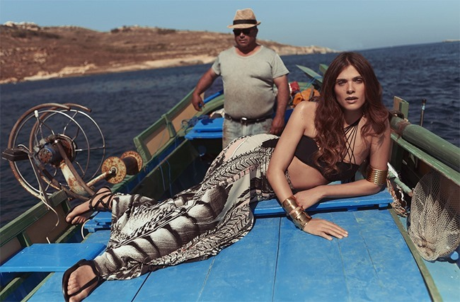 THE EDIT Elisa Sednaoui Dellal in Carnival Queen by Koray Birand. Tracy Taylor, June 2014, www.imageamplified.com, Image Amplified (6)