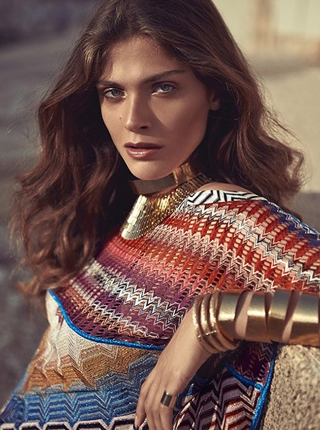 THE EDIT Elisa Sednaoui Dellal in Carnival Queen by Koray Birand. Tracy Taylor, June 2014, www.imageamplified.com, Image Amplified (2)
