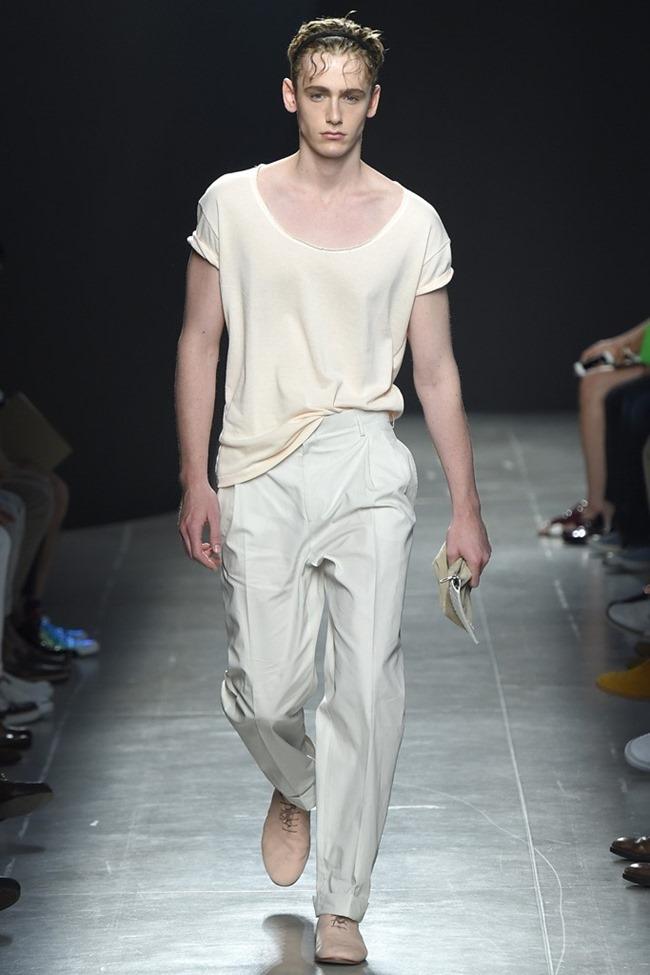 MILAN FASHION WEEK Bottega Veneta Spring 2015. www.imageamplified.com, Image Amplified (20)