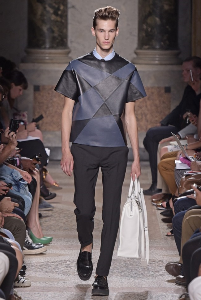 MILAN FASHION WEEK Les Hommes Spring 2015. www.imageamplified.com, Image Amplified (7)