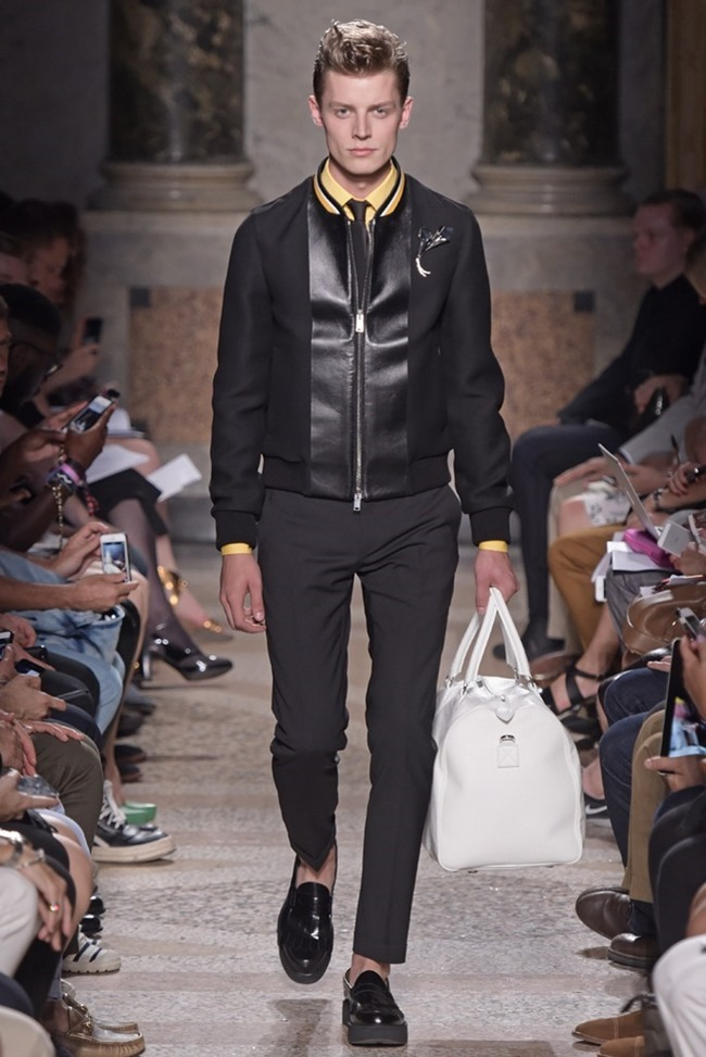 MILAN FASHION WEEK Les Hommes Spring 2015. www.imageamplified.com, Image Amplified (13)