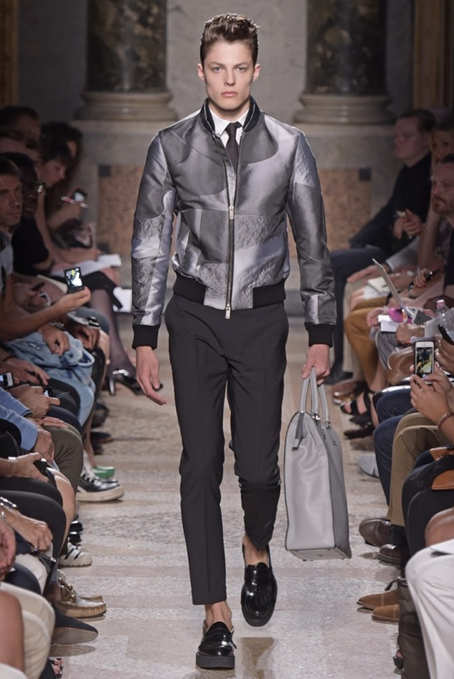 MILAN FASHION WEEK Les Hommes Spring 2015. www.imageamplified.com, Image Amplified (21)