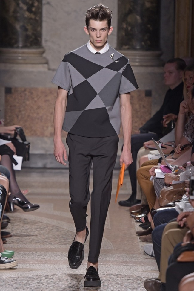 MILAN FASHION WEEK Les Hommes Spring 2015. www.imageamplified.com, Image Amplified (23)