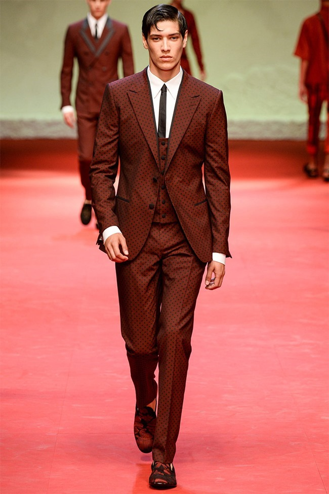 MILAN FASHION WEEK Dolce & Gabban Spring 2015. www.imageamplified.com, Image Amplified (43)