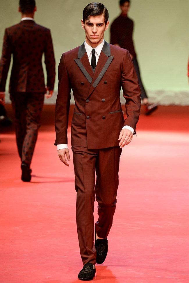 MILAN FASHION WEEK Dolce & Gabban Spring 2015. www.imageamplified.com, Image Amplified (44)