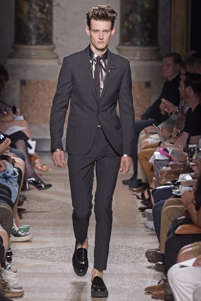 MILAN FASHION WEEK Les Hommes Spring 2015. www.imageamplified.com, Image Amplified (28)