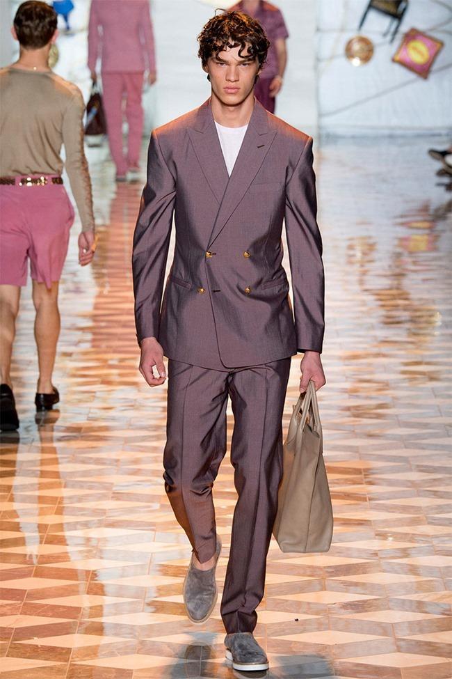 MILAN FASHION WEEK Versace Spring 2015. www.imageamplified.com, Image Amplified (5)