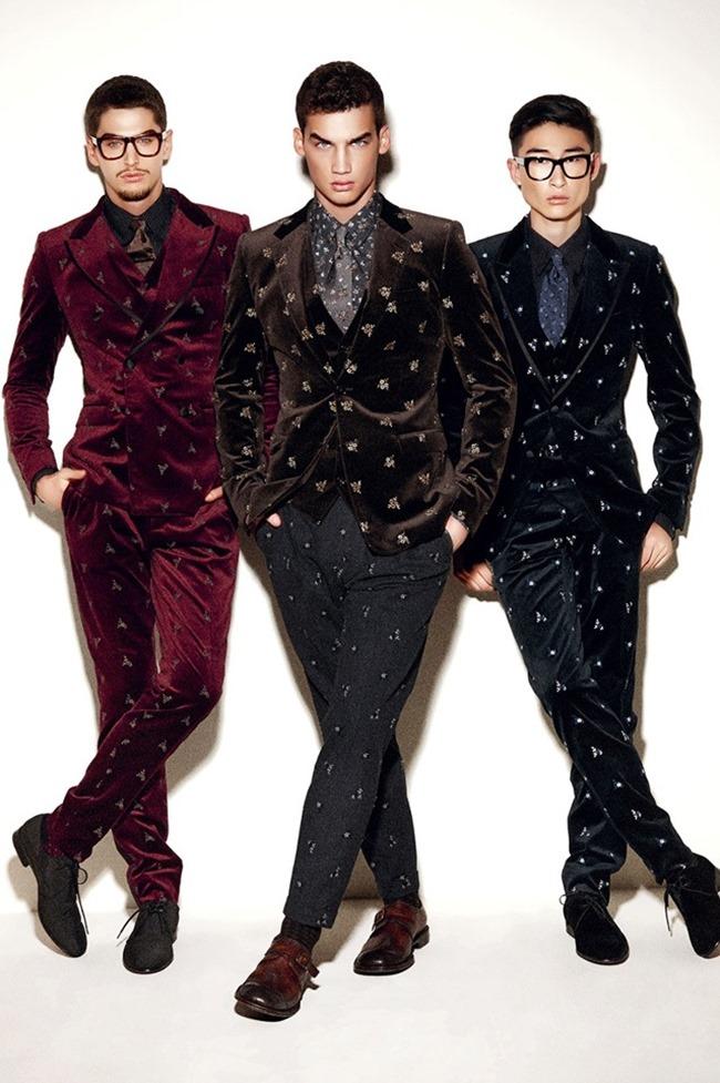 LOOKBOOK Dolce & Gabbana Fall 2014. www.imageamplified.com, Image Amplified (9)