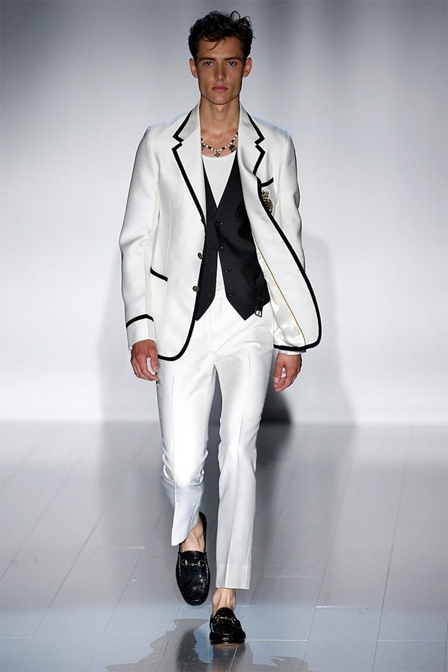 MILAN FASHION WEEK Gucci Spring 2015. www.imageamplified.com, Image Amplified (35)