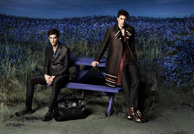 CAMPAIGN Salvatore Ferragamo Fall 2014 by Mert & Marcus. www.imageamplified.com, Image Amplified (1)