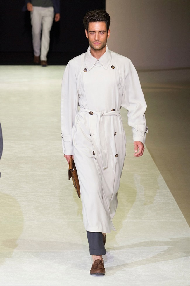 MILAN FASHION WEEK Giorgio Armani Spring 2015. www.imageamplified.com, Image Amplified (2)