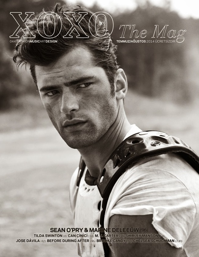 Xoxo Magazine Sean O Pry In Moto Style By Photographer Koray Birand Image Amplified