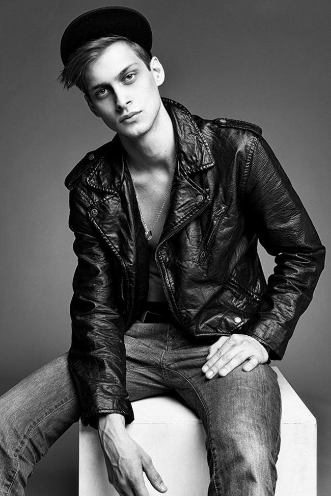 FEATURED MODEL Viktor Sivko by Andrey Ivanov. Suicide Jazzz, Spring 2014, www.imageamplified.com, Image Amplified (2)