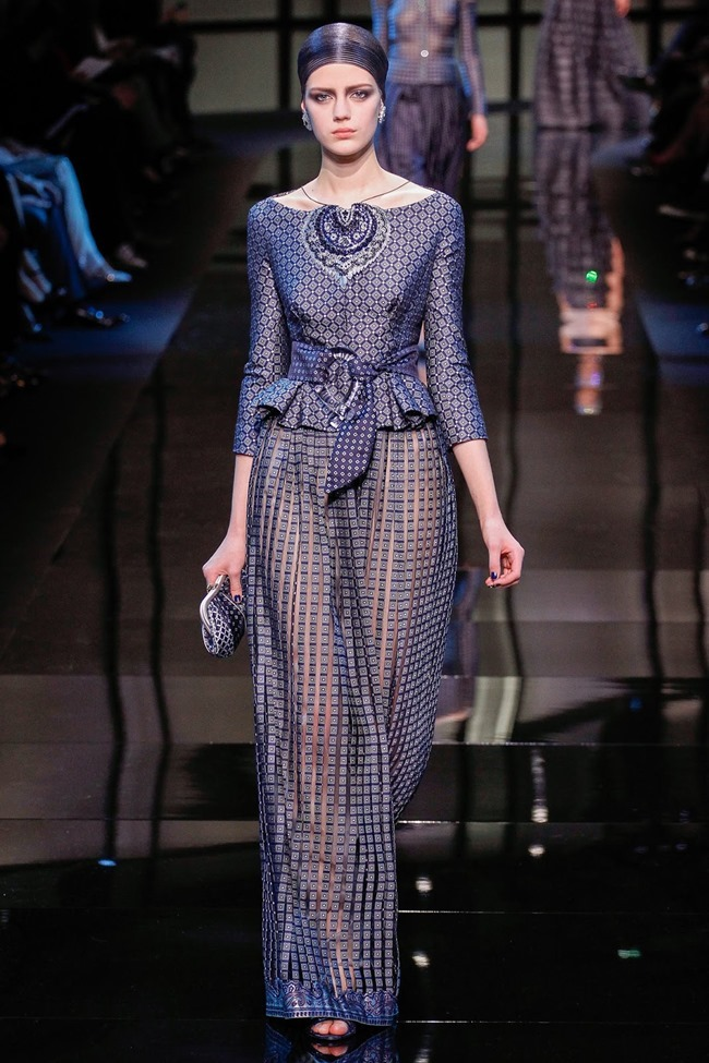 PARIS HAUTE COUTURE Armani Prive Spring 2014. www.imageamplified.com, Image Amplified (2)