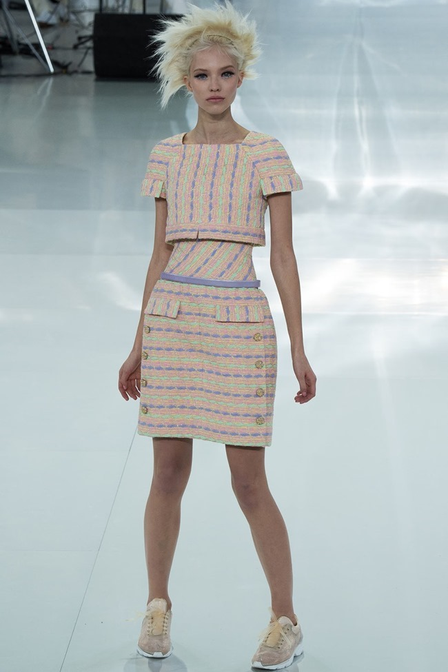 PARIS HAUTE COUTURE Chanel Spring 2014. www.imageamplified.com, Image Amplified (45)