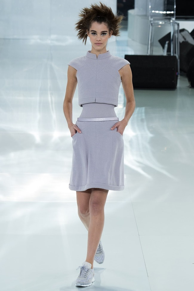 PARIS HAUTE COUTURE Chanel Spring 2014. www.imageamplified.com, Image Amplified (48)