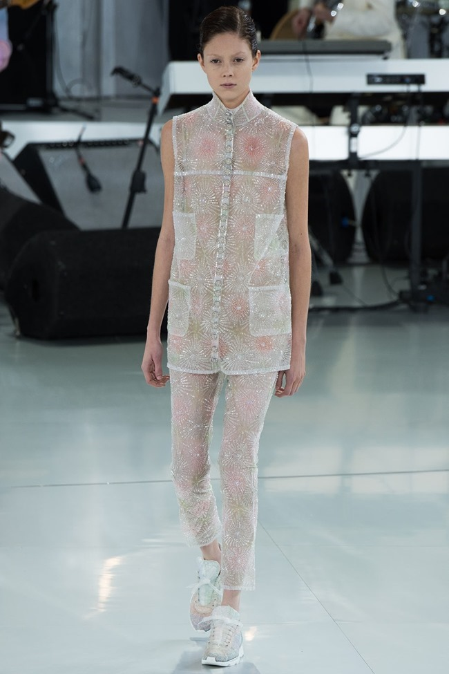 PARIS HAUTE COUTURE Chanel Spring 2014. www.imageamplified.com, Image Amplified (60)