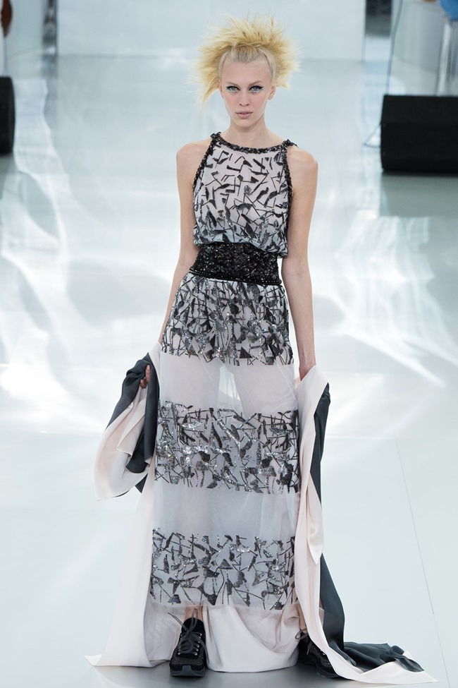 PARIS HAUTE COUTURE Chanel Spring 2014. www.imageamplified.com, Image Amplified (4)