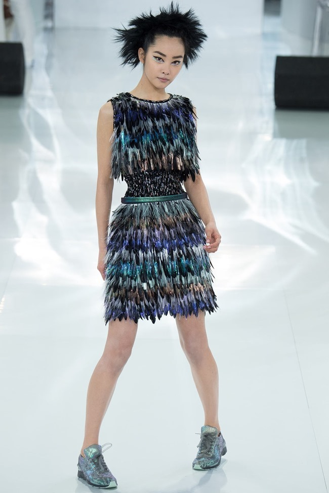 PARIS HAUTE COUTURE Chanel Spring 2014. www.imageamplified.com, Image Amplified (6)