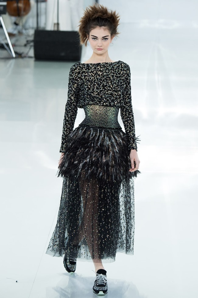 PARIS HAUTE COUTURE Chanel Spring 2014. www.imageamplified.com, Image Amplified (11)