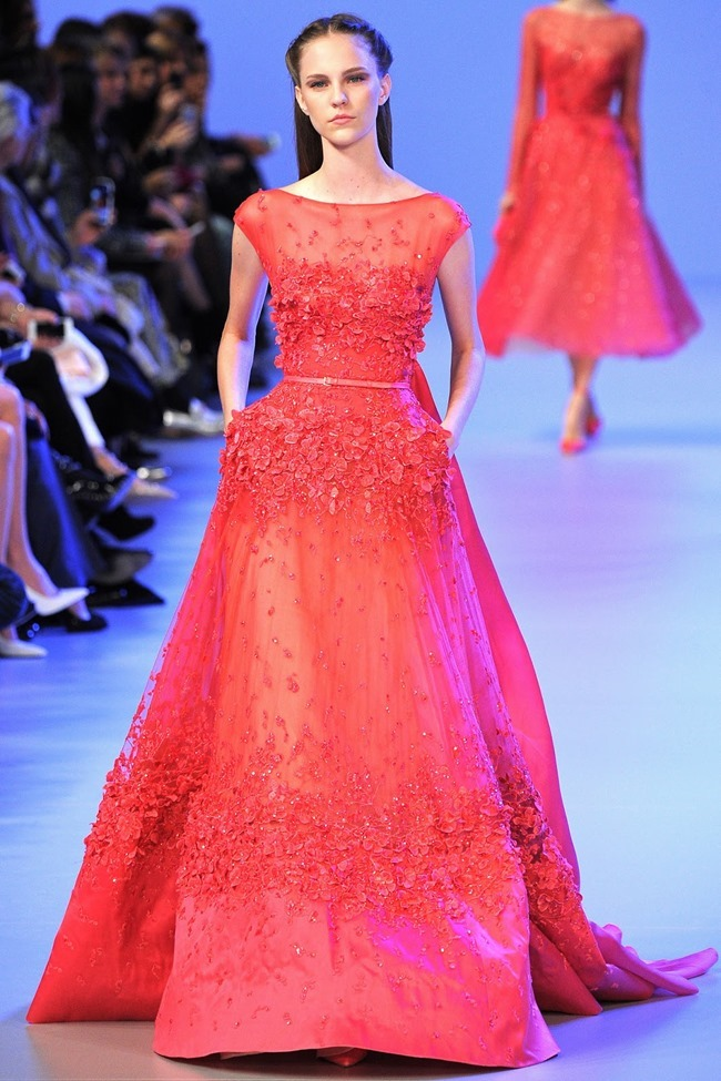 PARIS HAUTE COUTURE Elie Saab Spring 2014. www.imageamplified.com, Image Amplified (15)