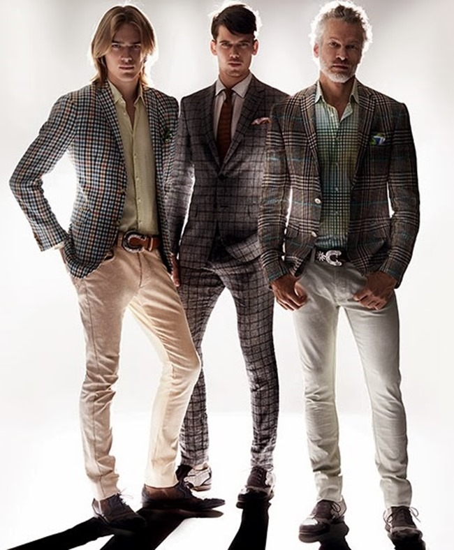 CAMPAIGN Mark Coz & Ton Heukels for Etro Spring 2014 by Mario Testino. www.imageamplified.com, Image Amplified (1)