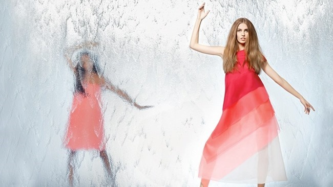 CAMPAIGN Nadja Bender & Joan Smalls for Fendi Spring 2014 by Karl Lagerfeld. www.imageamplified.com, Image Amplified (3)