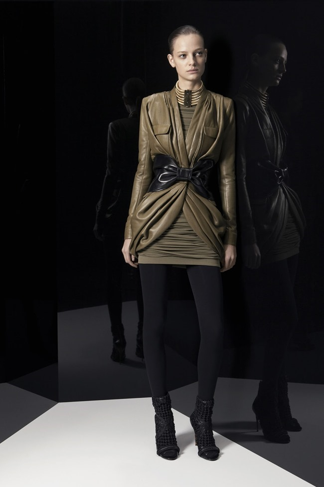 COLLECTION Ine Neefs & Kai Newman for Balmain Pre-Fall 2014. www.imageamplified.com, Image Amplified (14)