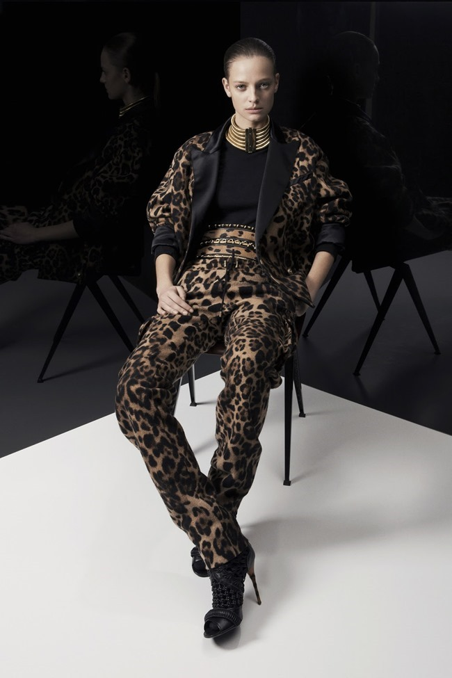 COLLECTION Ine Neefs & Kai Newman for Balmain Pre-Fall 2014. www.imageamplified.com, Image Amplified (19)