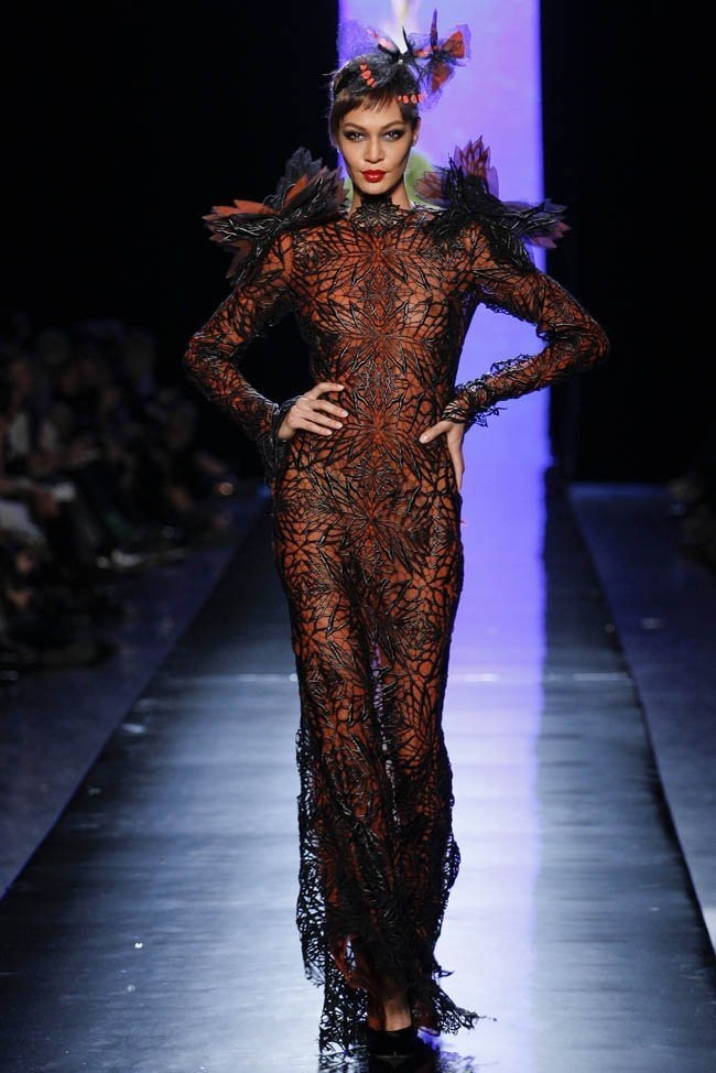 PARIS HAUTE COUTURE Jean Paul Gaultier Spring 2014. www.imageamplified.com, Image Amplified (5)