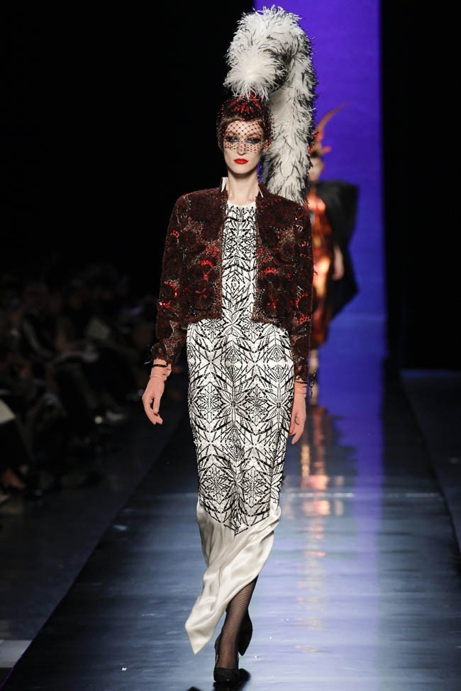 PARIS HAUTE COUTURE Jean Paul Gaultier Spring 2014. www.imageamplified.com, Image Amplified (17)