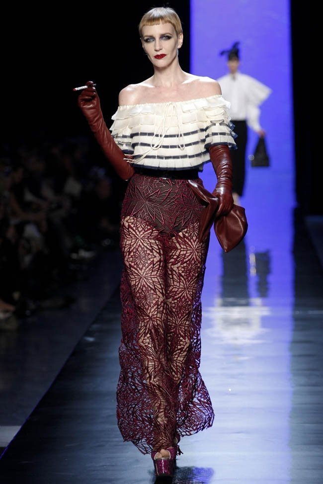 PARIS HAUTE COUTURE Jean Paul Gaultier Spring 2014. www.imageamplified.com, Image Amplified (40)