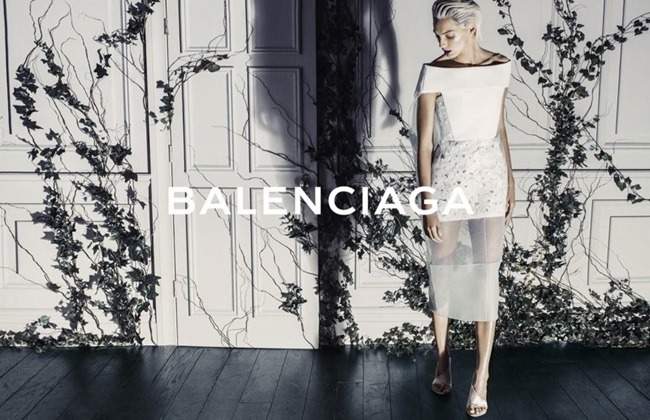 CAMPAIGN Daria Werbowy for Balenciaga Spring 2014 by Steven Klein. www.imageamplified.com, Image Amplified (7)