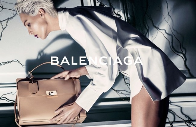 CAMPAIGN Daria Werbowy for Balenciaga Spring 2014 by Steven Klein. www.imageamplified.com, Image Amplified (3)