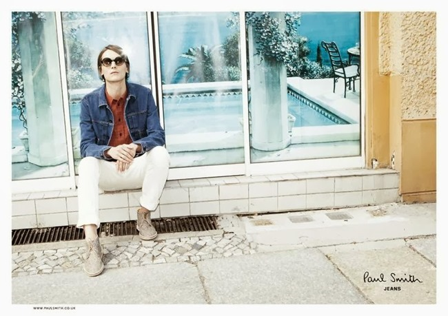CAMPAIGN Tomek Szczukiecki for Paul Smith Jeans Spring 2014 by Ronald Dick. www.imageamplified.com, Image Amplified (5)