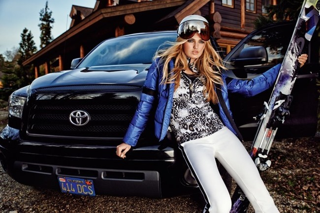 CAMPAIGN Romee Strijd for Goldbergh Winter 2014. www.imageamplified.com, Image Amplified (2)