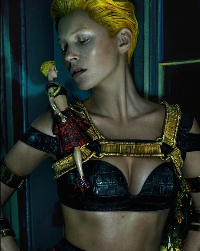 CAMPAIGN Kate Moss for Alexander McQueen Spring 2014 by Steven Klein. www.imageamplified.com, Image amplified (7)
