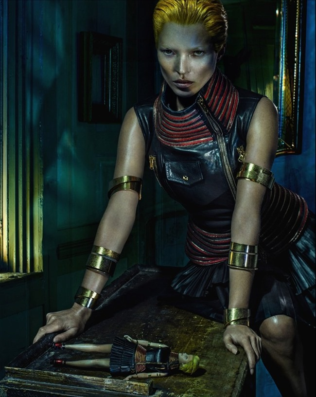 CAMPAIGN Kate Moss for Alexander McQueen Spring 2014 by Steven Klein. www.imageamplified.com, Image amplified (8)