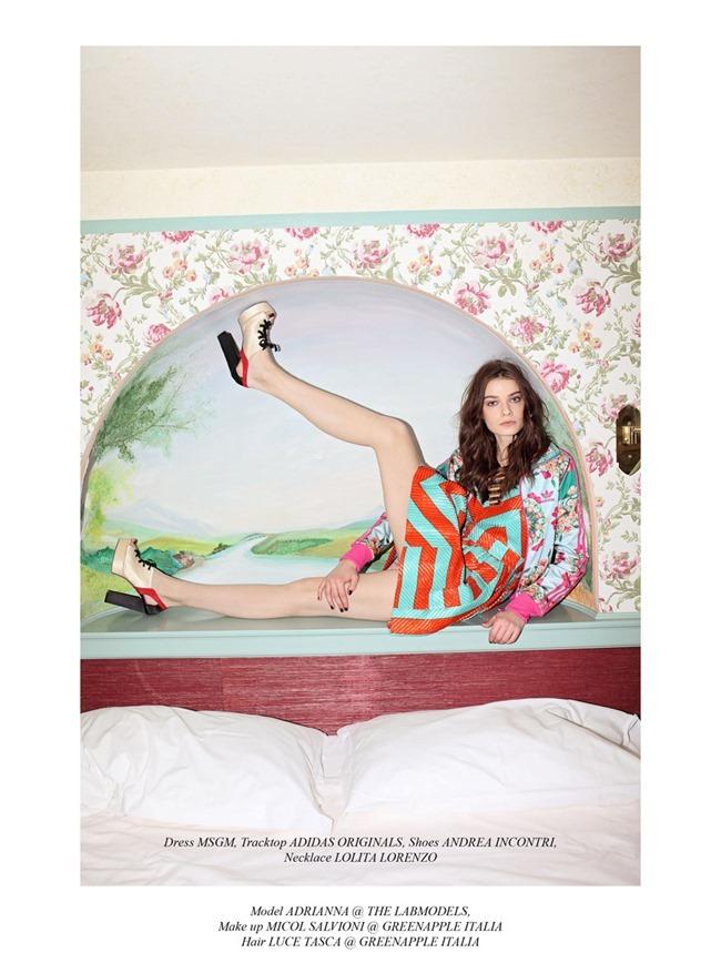 TOH! MAGAZINE Adrianna Zajdler by Simon. Alex Vaccani, Spring 2014, www.imageamplified.com, Image amplified (11)