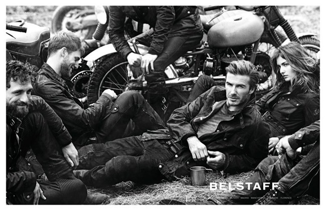 CAMPAIGN David Beckham & Andreea Diaconu for Belstaff Spring 2014 by Peter Lindbergh. www.imageamplified.com, Image Amplified (2)