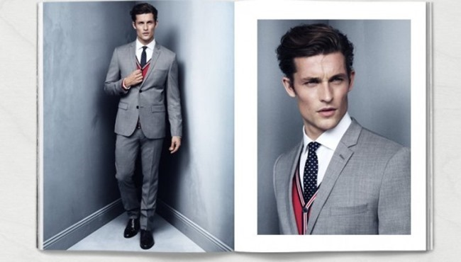 CAMPAIGN Wouter Peelen in Preppy Update for H&M Spring 2014. www.imageamplified.com, Image amplified (8)