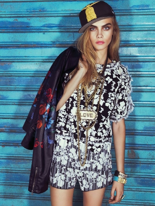 VOGUE BRASIL Cara Delevigne by Jacques Dequeker. Pedro Sales, February 2014, www.imageamplified.com, Image Amplified (4)