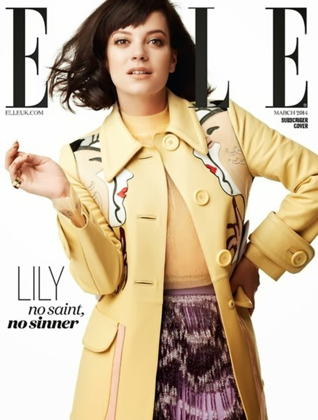 ELLE UK Lily Allen by David Vasiljevic. Anne-Marie Curtis, March 2014, www.imageamplified.com, Image amplified (6)