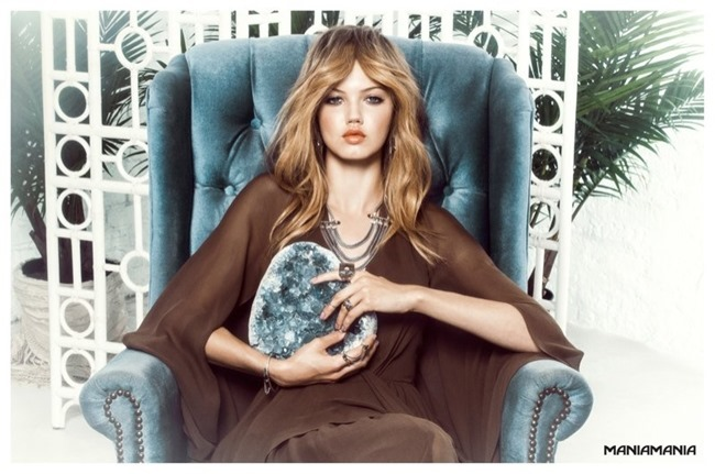 CAMPAIGN Lindsey Wixson for ManiaMania Fall 2014. www.imageamplified.com, Image Amplified (3)