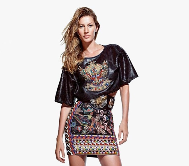 CAMPAIGN Gisele Bundchen for Emilio Pucci Spring 2014. www.imageamplified.com, Image Amplified (1)