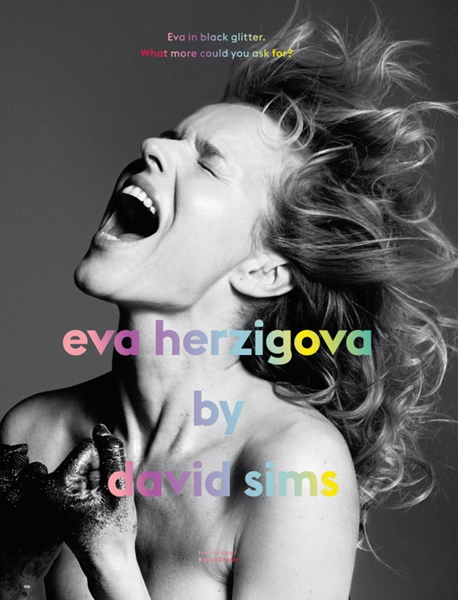 LOVE MAGAZINE Eva Herzigova by David Sims. Katie Grand, Spring 2014, www.imageamplified.com, Image Amplified (4)
