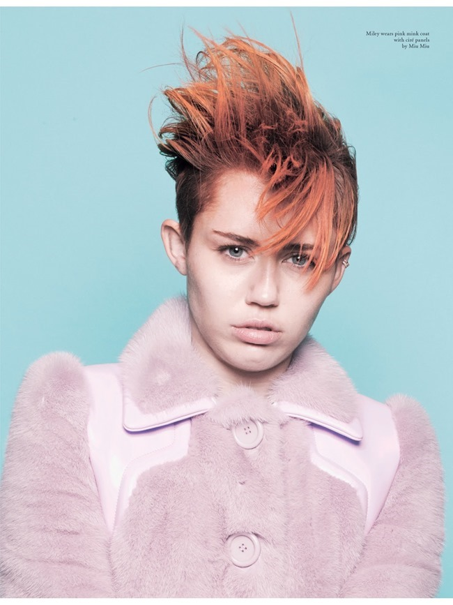 LOVE MAGAZINE Miley Cyrus in Perfect 10 by David Sims. Katie Grand, Spring 2014, www.imageamplified.com, Image Amplified (11)
