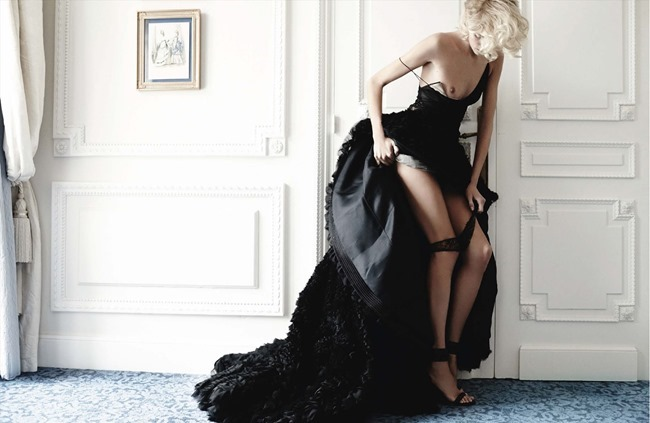 VOGUE GERMANY Anja Rubik by Mario Testino. Sarajane Hoare, March 2014, www.imageamplified.com, Image Amplified (12)