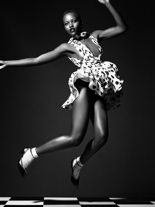 VOGUE ITALIA Lupita Nyong'o by Tom Munro. Patti Wilson, February 2014, www.imageamplified.com, Image Amplified (7)